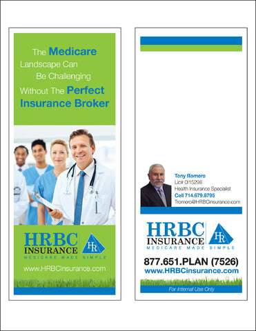 Marketing to Doctors Brochure