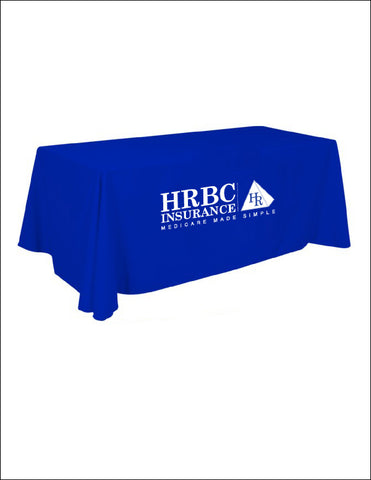 HRBC Table Throw