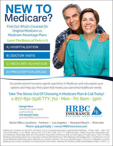 New to Medicare? - Version 1 Flyer