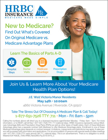 New to Medicare? - Version 2 Flyer