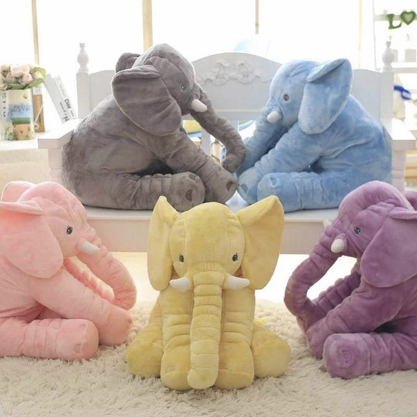 It's Back! Cute Elephant Plush Pillow that Everybody Loves