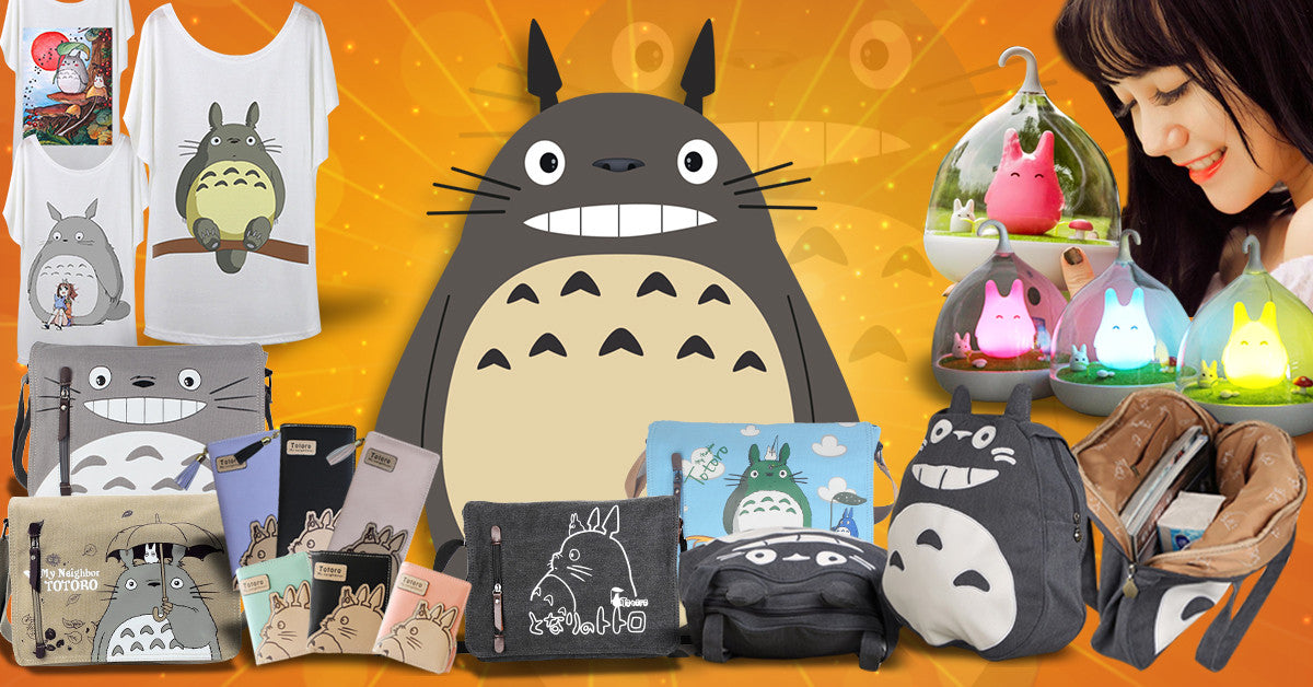 5 Totoro Products That Every Totoro Fan Must Have