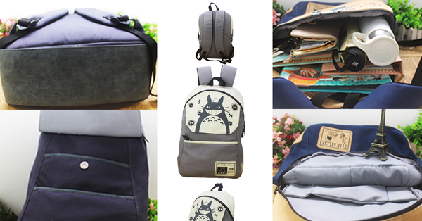 Totoro School Back Pack