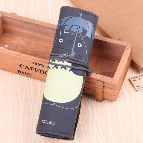 My Neighbor Totoro Rolling Brush/Pencil Case