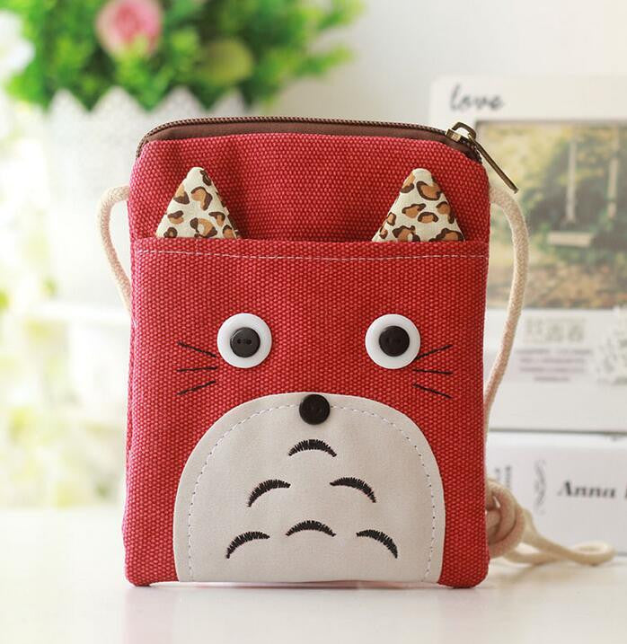 Fashionable Totoro Coin Purse / Mobile bag