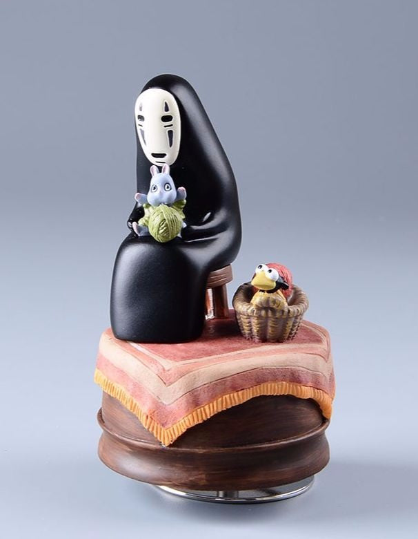 Spirited Away Kaonashi Music Box