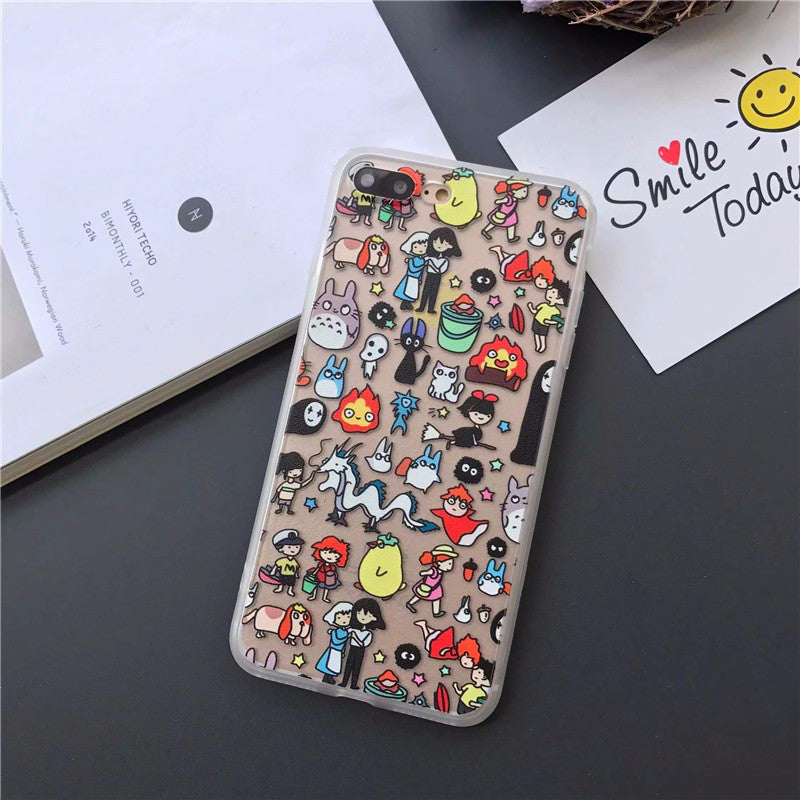 iphone 5s pictures custom totoro silicone iphone trendyhq 6754