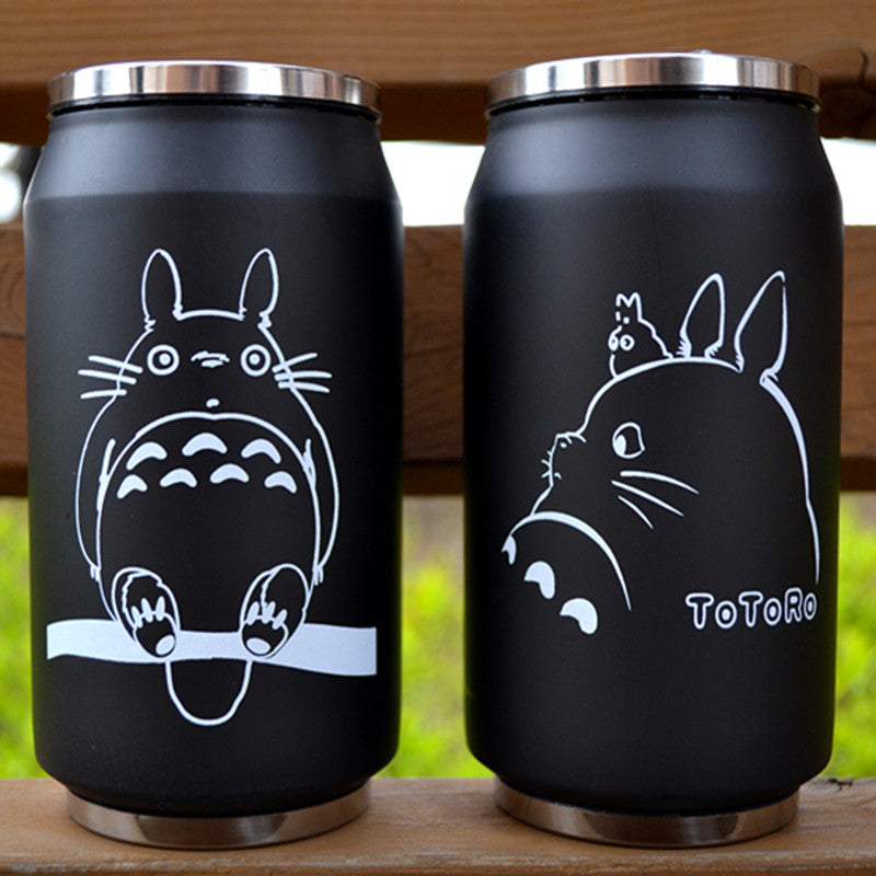 300 ml Totoro Stainless Steel Thermos Cup
