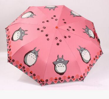 Totoro Folding  Umbrella