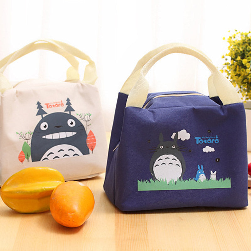 Totoro Insulated Lunch Bag (Buy 1, Get 1 - For FREE!)