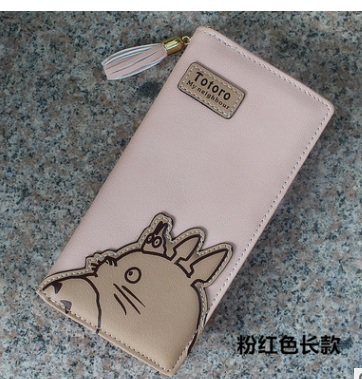 Totoro Small & Big Leather Wallet