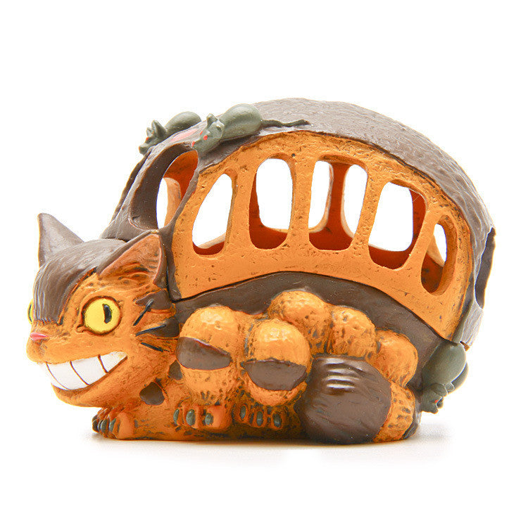 Cat Bus Jewelry Storage