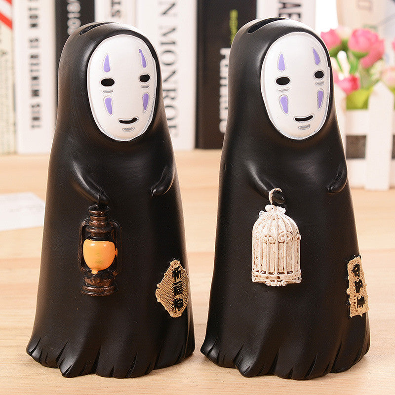 *New Spirited Away Kaonashi Coin Bank