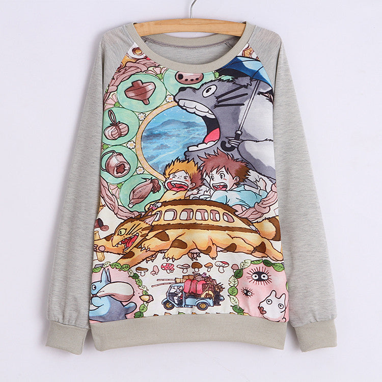 *NEW* My Neighbor Totoro 3D Sweatshirt