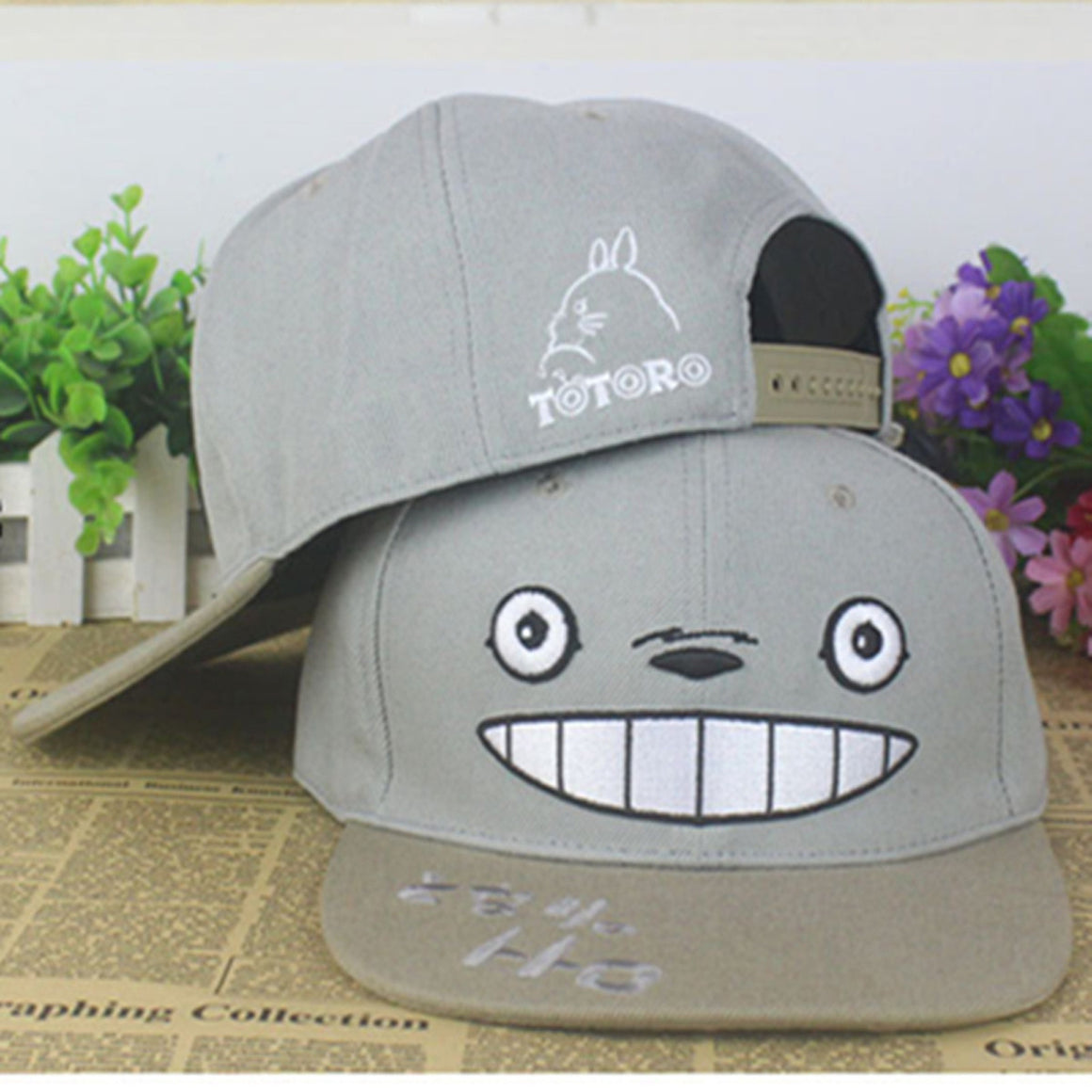 My Neighbor Totoro Baseball Cap
