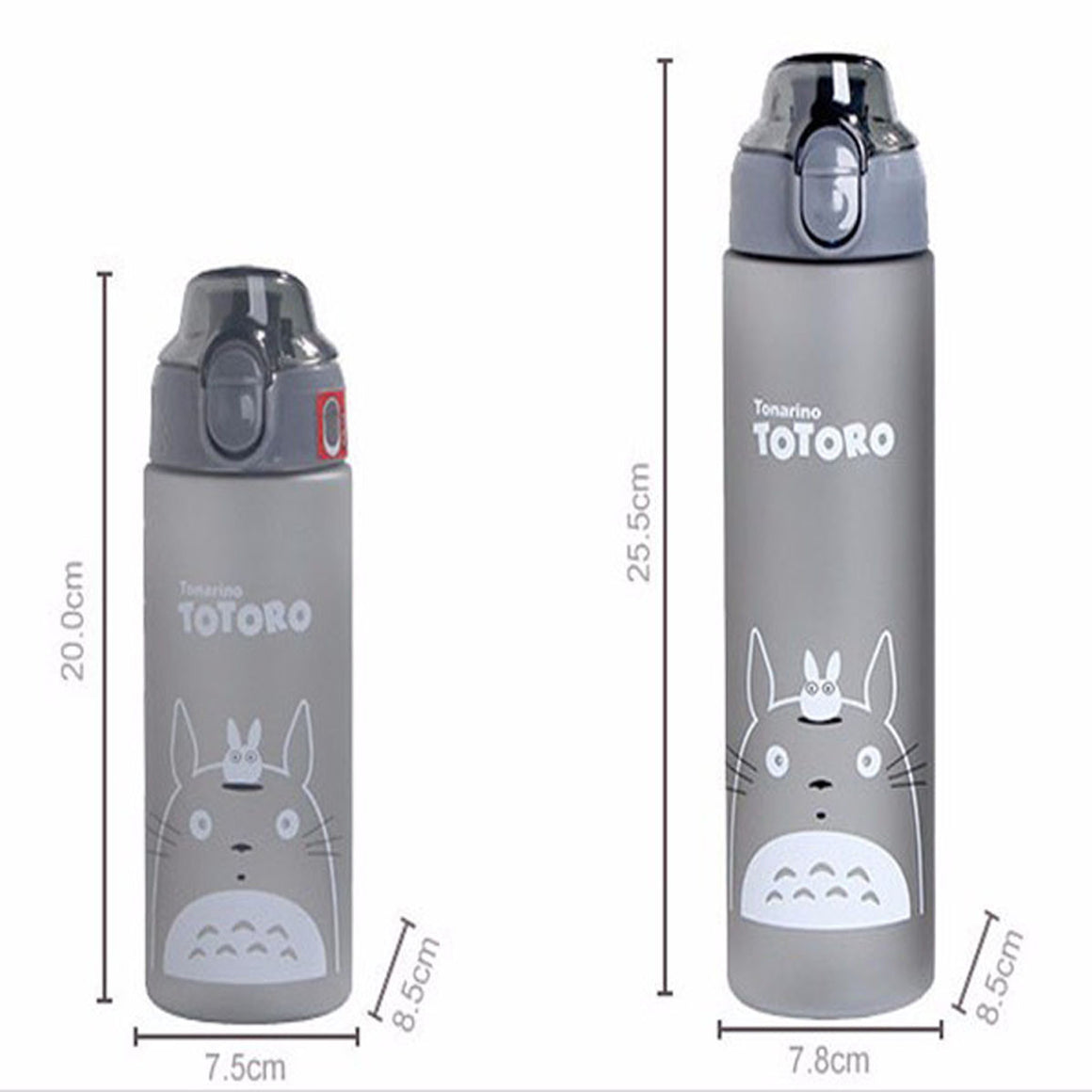 Totoro Portable Sports Camping Cycling Water Bottle