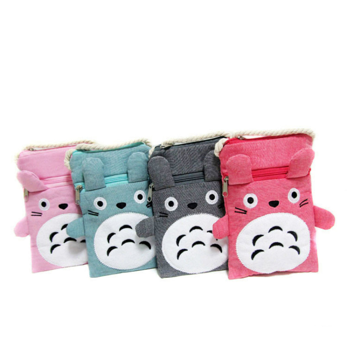 Handmade Multipurpose Coin Purse / Cute Totoro Bag for Mobile