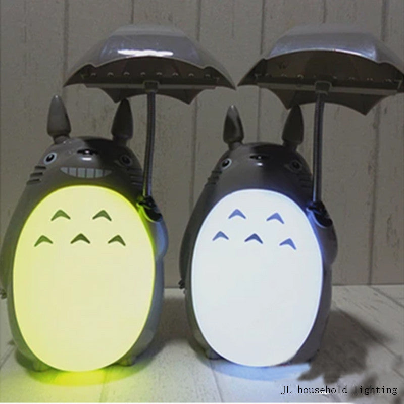 Cute Totoro Novelty Lamp