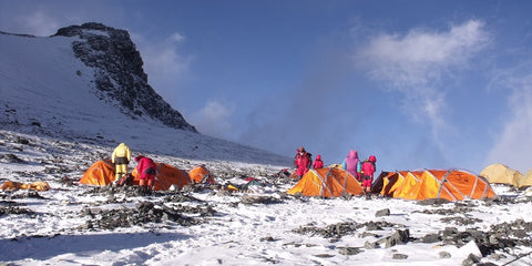 Mount Everest Camp 4
