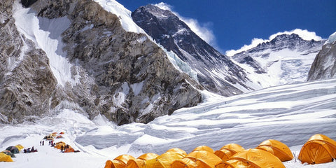 Everest Camp 1