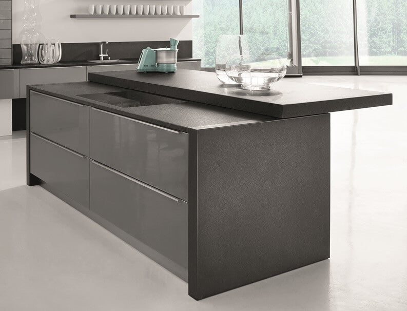 Dynamic Worktop from neillerner