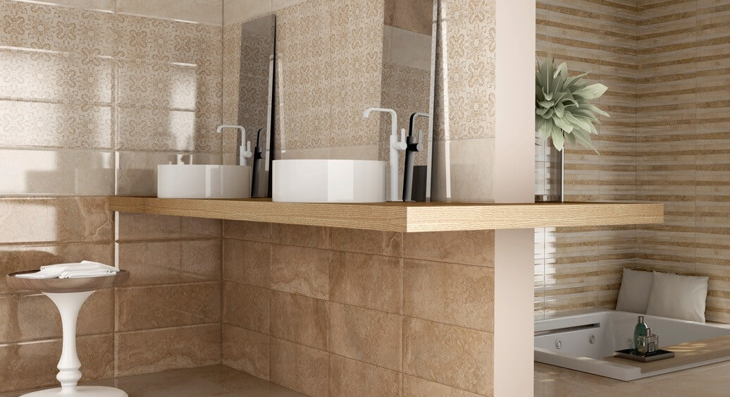 Discover the Difference Between Matt Tiles and Gloss Tiles