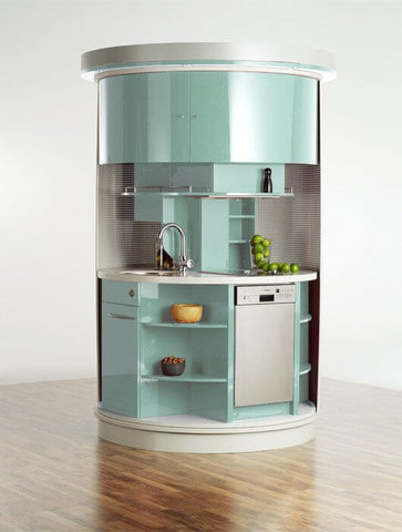 Revolving Kitchen
