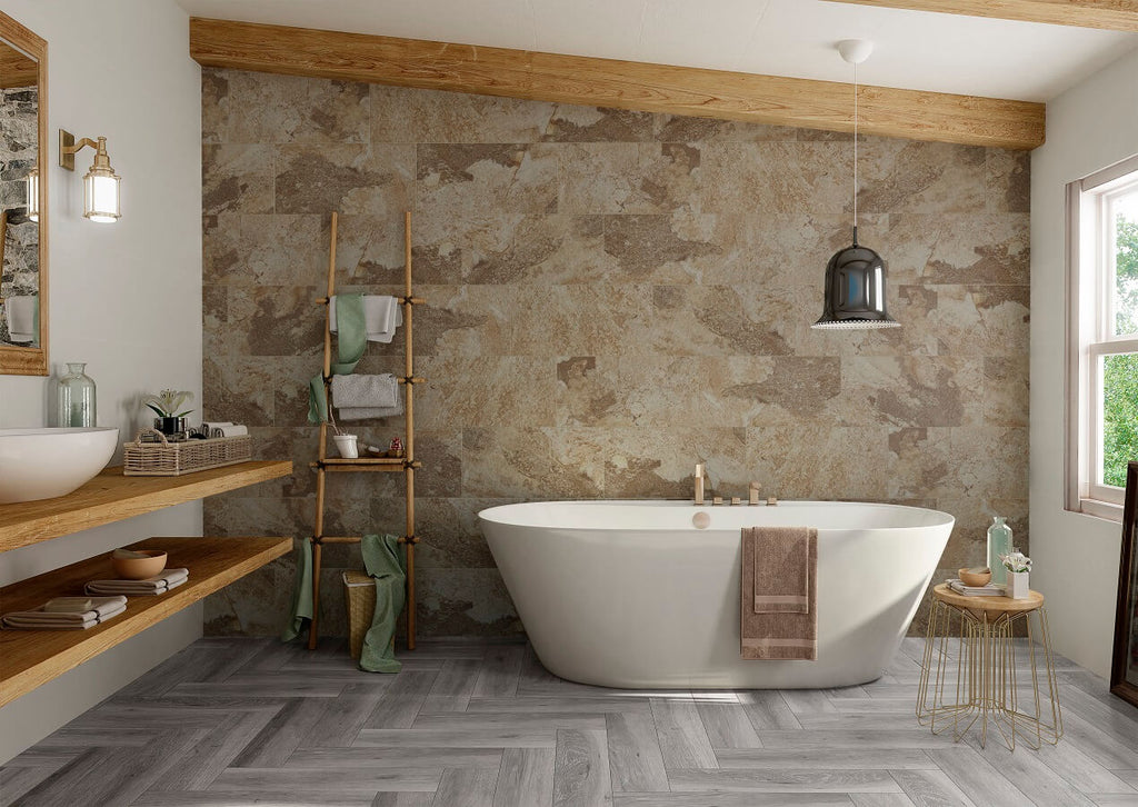 Bathroom Tiles and Underfloor Heating