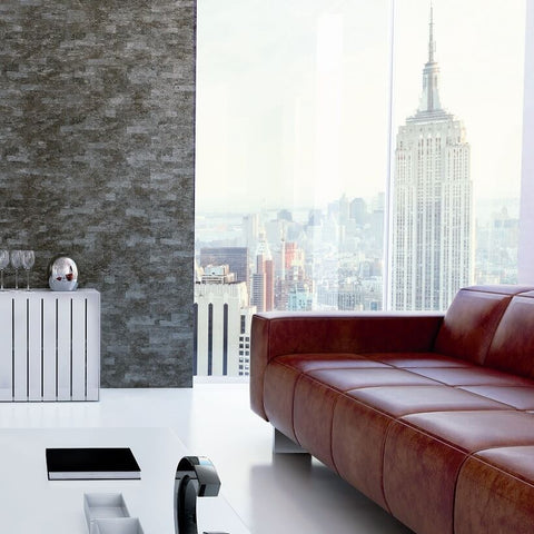 Atico Andes Zinc Wall Tiles with New York Skyline
