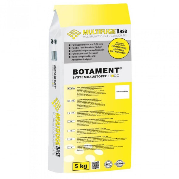 Botament Multifuge Base Grout for Floors