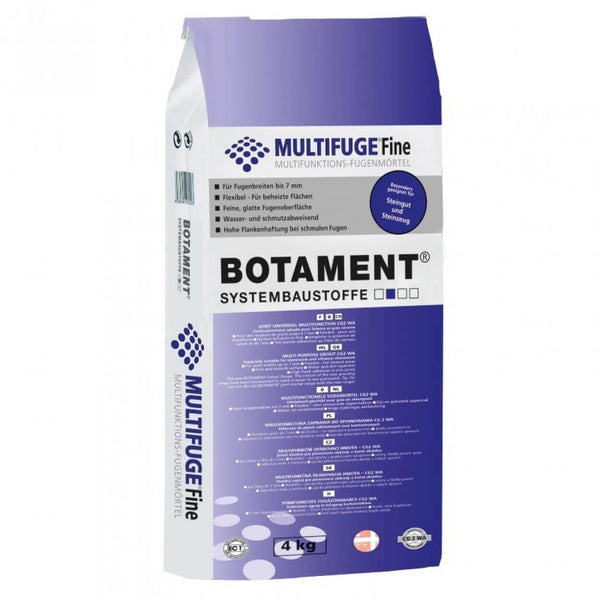 Botament Multifuge Fine Grout for Walls