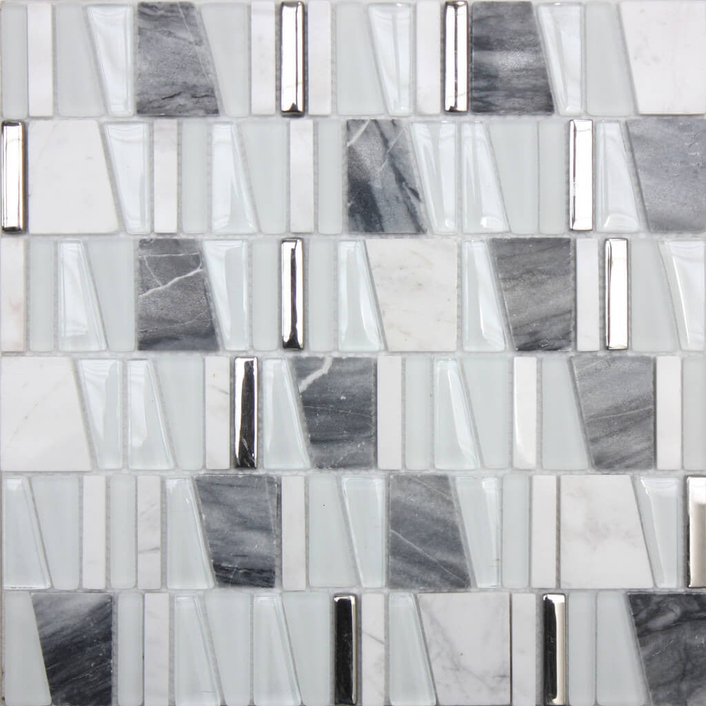 White Mosaic Tiles. White Mosaic Tiles in Bathrooms for a Stunning Look