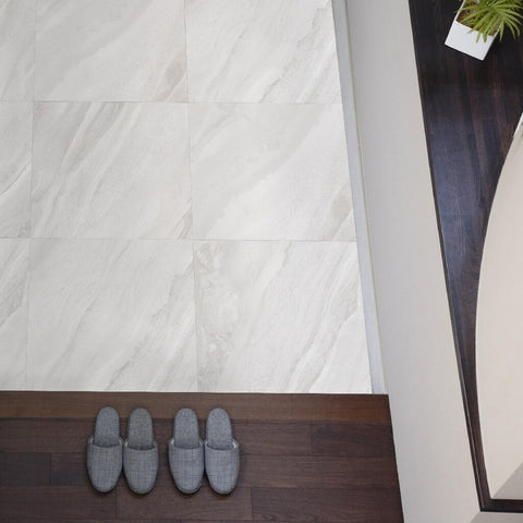 Kenay Large Floor Tiles in Modern Home