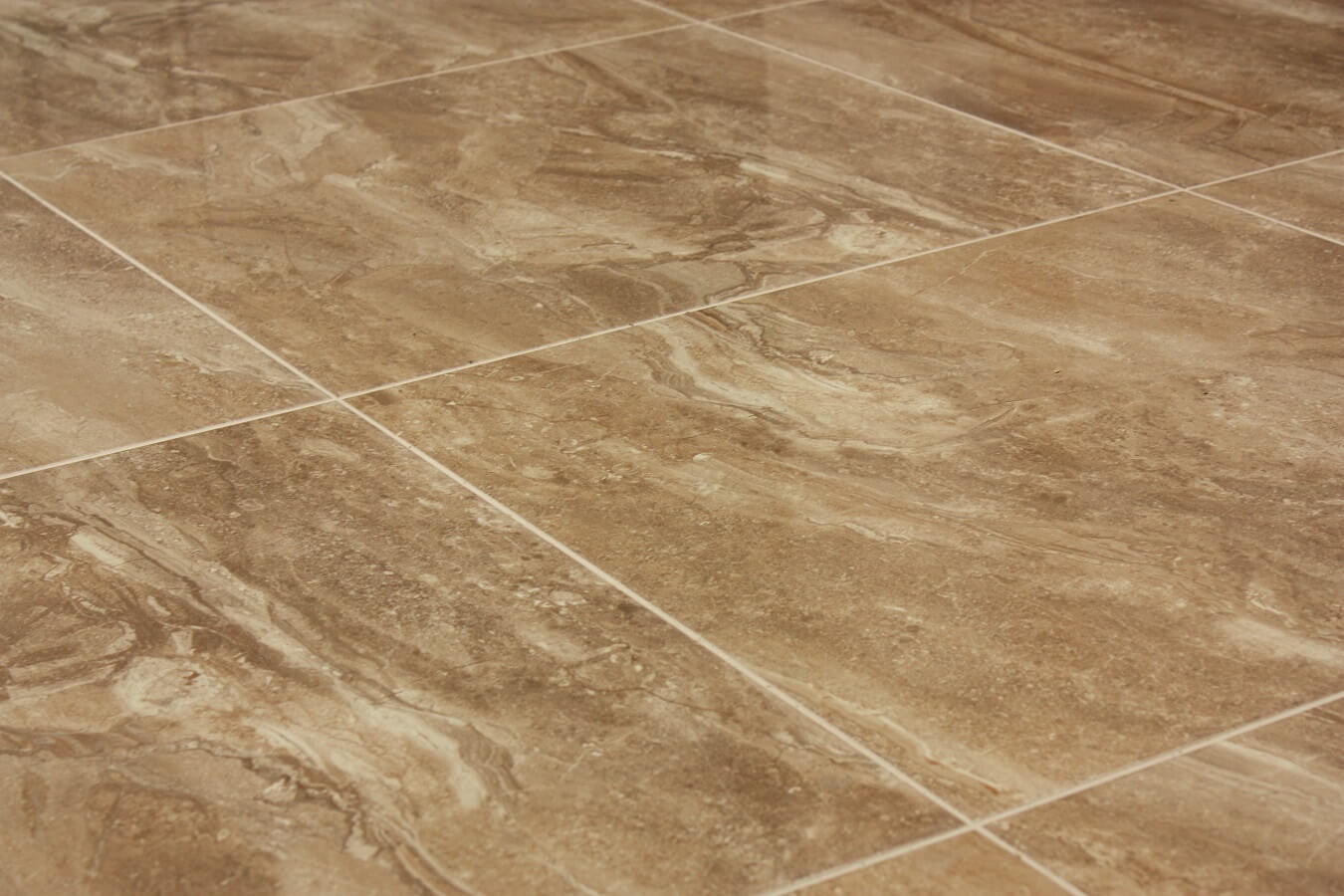 Marble Effect Floor Tiles In A Beautiful Moka Coffee Colour - Large marble bathroom tiles