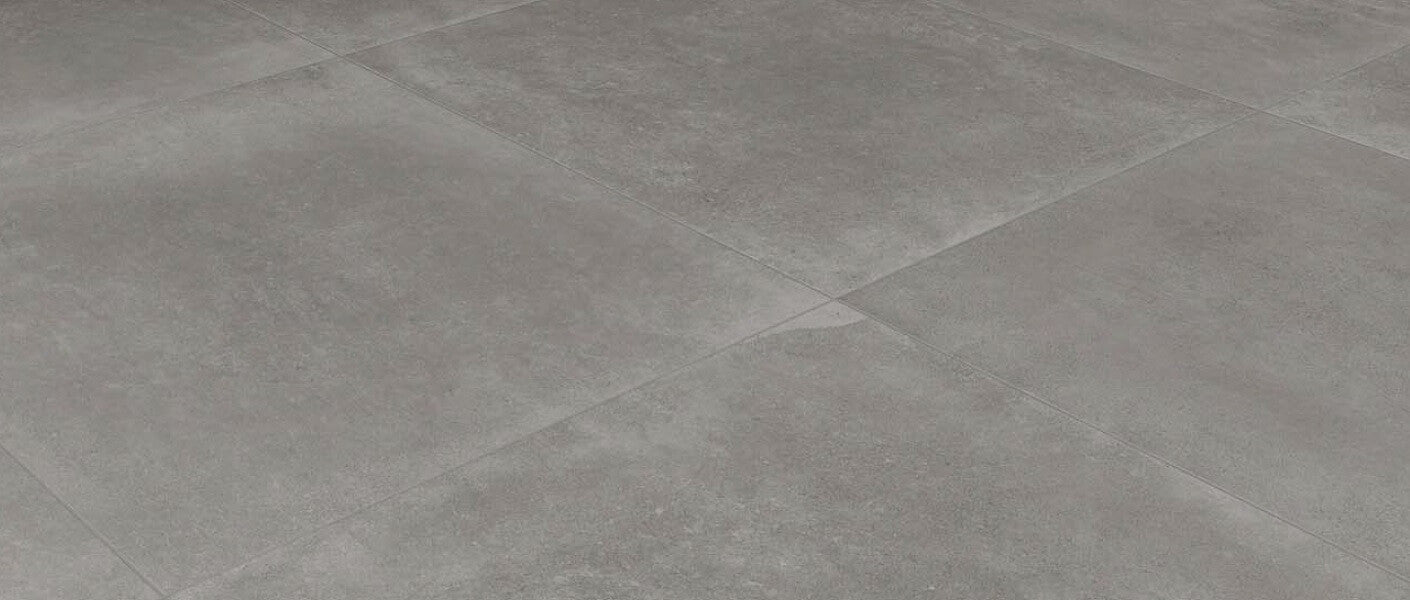 Grey kitchen tiles styled by spains halcon ceramicas moliere large grey floor tiles 605 x 605 cm dailygadgetfo Gallery
