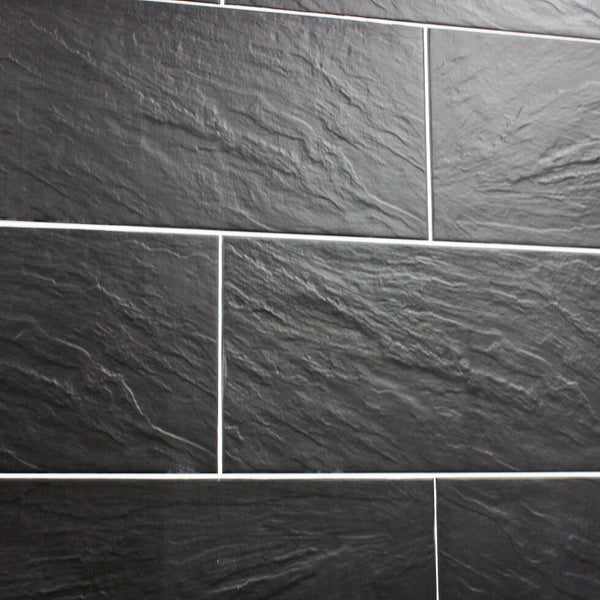 Slate Effect Wall And Floor Tiles For Kitchens And