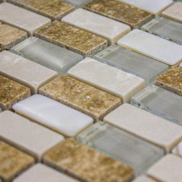 Noel Mosaic Wall Tile for Bathroom and Kitchen