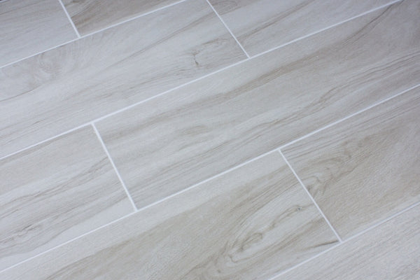 Wood Effect Porcelain Tiles Kitchen