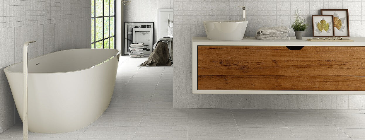 45 x 45 Ceramic Floor Tiles with Spanish Design and Flair