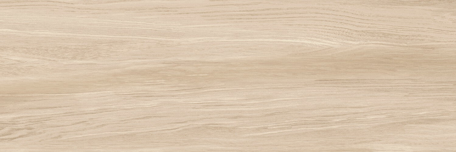 Wood Effect Floor Tiles In A Subtle Cream Shade