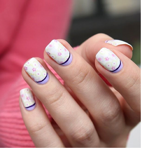 10 Diseños De Uñas Decoradas Easy Nails