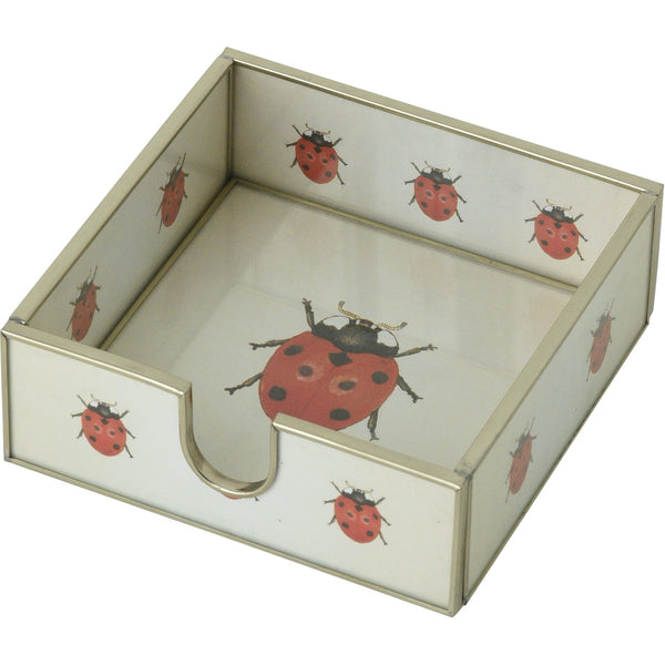 Lady Bug Cocktail Napkin Holder
