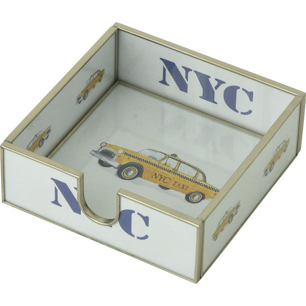 NYC Cab Cocktail Napkin Holder