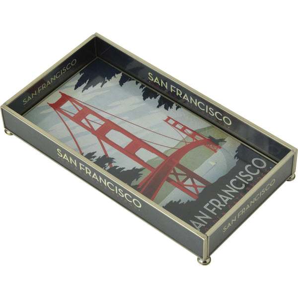 San Francisco 6 x 12 tray