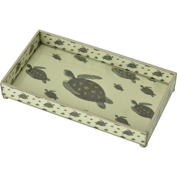 Green Turtle 6 x 12 tray