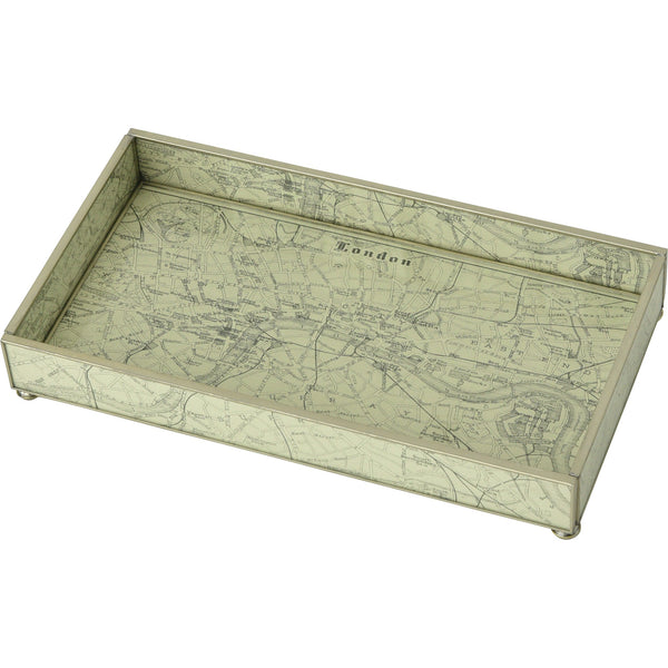 London Map 6 x 12 tray