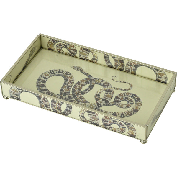 Brown Snake 6 x 12 Tray