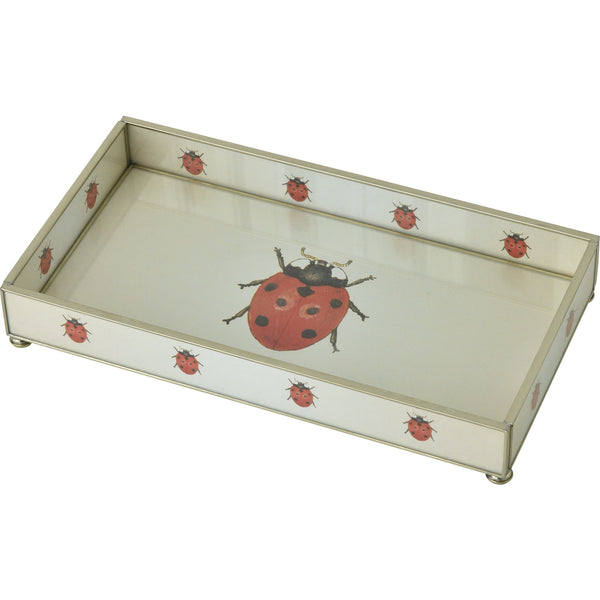 Lady Bug 6 x 12 Tray