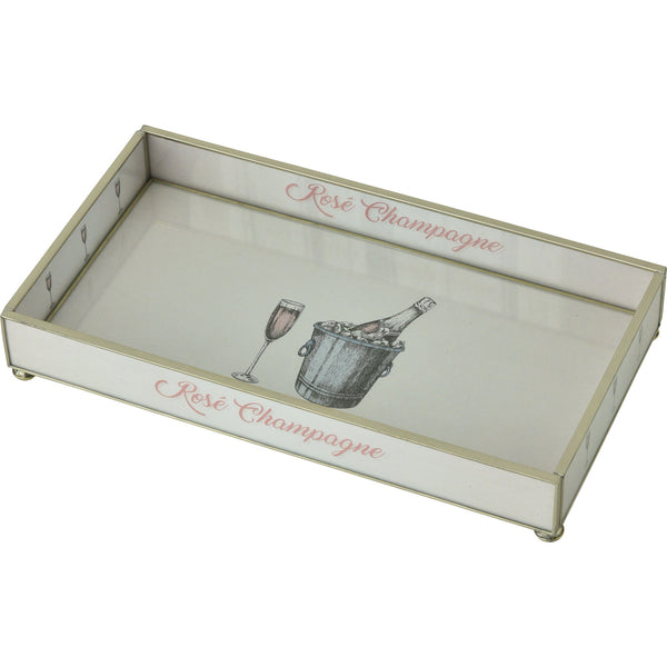 Rose Champage  6 x 12 Tray