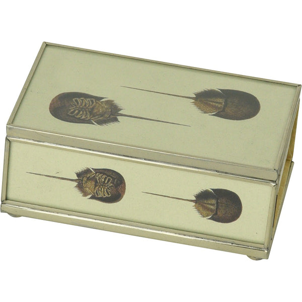 Horseshoe Crab Matchbox Cover